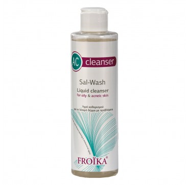 FROIKA AC LIQUID CLEANSER SAL-WASH 200ml