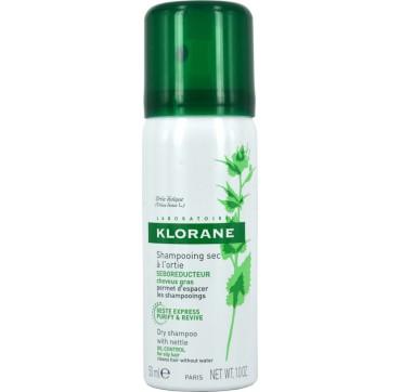 KLORAINE SEC A L 'ORTIE DRY DRY SHAMPOO 50 ml
