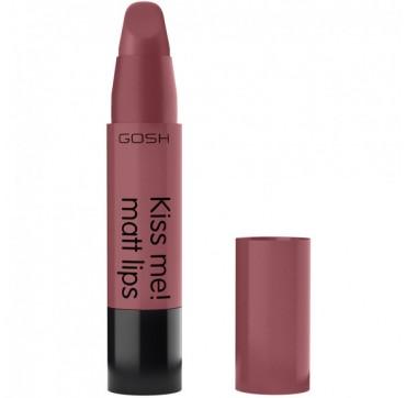 GOSH KISS ME MATT LIPS 009 NAKED KISS 2g