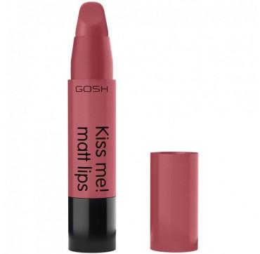 GOSH KISS ME MATT LIPS 003 HOT KISS 2g