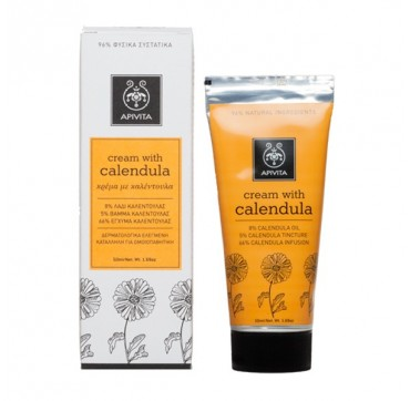 APIVITA CREAM CALENDULA 50ml