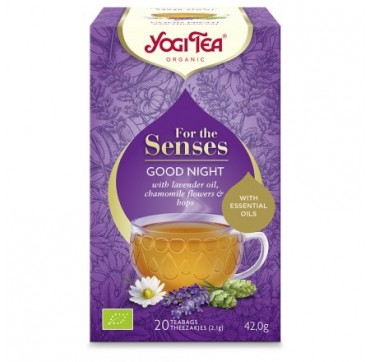 YOGI TEA GOOD NIGHT 20teabags
