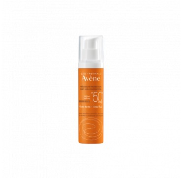 AVENE EMULSION TINTED CREAM SPF50+ 50ML