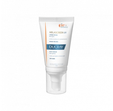 DUCRAY MELASCREEN UV CREME RICHE SPF50+ 40ML