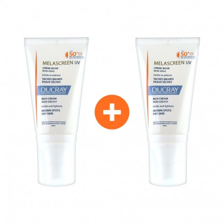 DUCRAY MELASCREEN spf50 CREAM RICHE 40ml ΤΟ 2 ΠΡΟΙΟΝ -50%