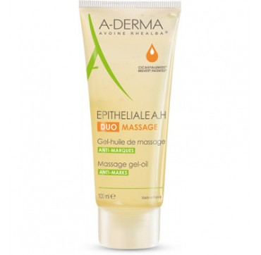 A-DERMA Epitheliale A.H Duo Massage Gel-Oil 100ml