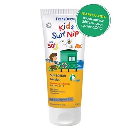 FREZYDERM KIDS SUN & NIP SPF50+ 175ml