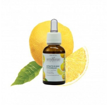 MaterNatura Grapefruit Seed Extract 30ml