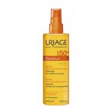 URIAGE Bariesun Spray spf 50+ 200ml