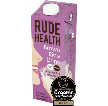 Rude Health Brown Rice Drink 1000ml