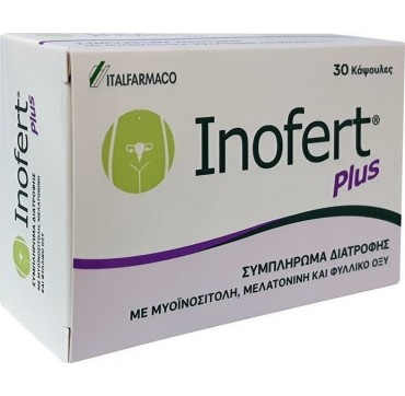 INOFERT PLUS 30 CAPS