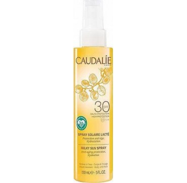 CAUDALIE MILKY SUN SPRAY BODY & FACE SPF30 150ml