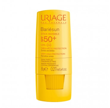 URIAGE BARIESUN STICK INVISIBLE SPF50+ 8g