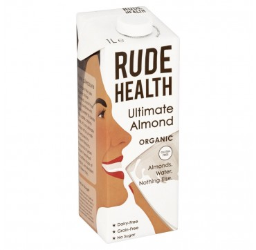 Rude Health Ultimate Almond Drink 1l