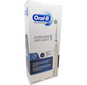 Oral-b Professional Gumcare 1 Ηλεκτρική Οδοντόβουρτσα 1τμχ