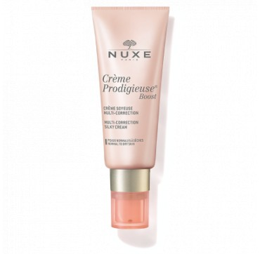 NUXE CREME PRODIGIEUSE BOOST MULTI-CORRECTION SILKY CREAM NORMAL TO DRY SKIN 40ml