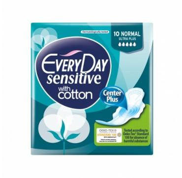 Everyday Sensitive Normal/ultra Plus 10τμχ