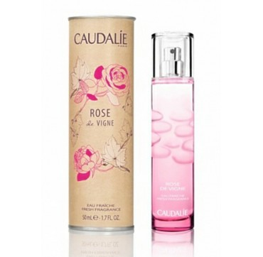 CAUDALIE FRESH FRAGNANCE ROSE DE VIGNE 50ml