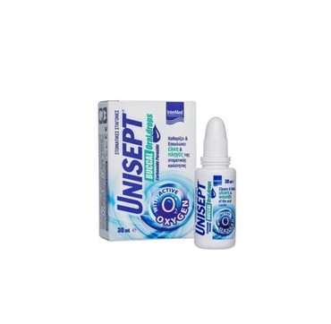 INTERMED UNISEPT BUCCAL ORAL DROPS 30ml
