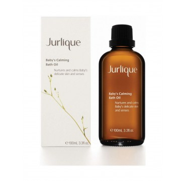 JURLIQUE BABY'S CALMING BATH OIL 100ml