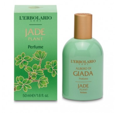 L' erbolario Jade Plant Perfume Άρωμα 50 Ml