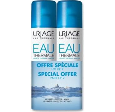 URIAGE EAU THERMALE Promo Pack Spray Για Ενυδάτωση (Πρόσωπο & Σώμα) 2x300ml