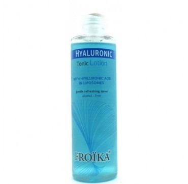 FROIKA TONIC LOTION HYALURONIC & GINSENG 200ml
