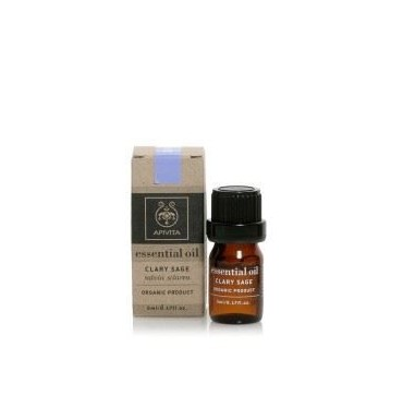 Apivita Essential Oil Clary Sage-φασκόμηλο 5ml