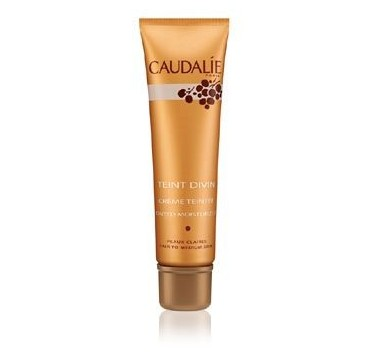 CAUDALIE TEINT DIVIN MINERAL TINTED MOISTURIZER FAIR TO MEDIUM SKIN 30ml