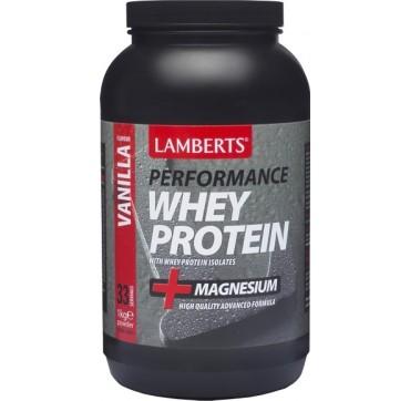 Lamberts Performance Whey Protein Vanilla 1kg