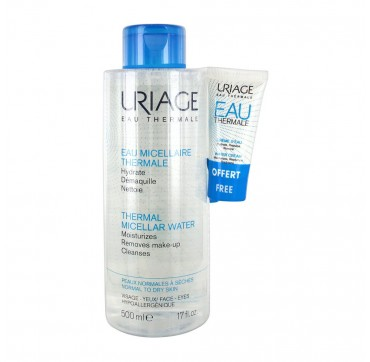 URIAGE EAU THERMALE MICELLAR WATER 500ml