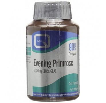 Quest Evening Primrose Oil 1000mg 90caps