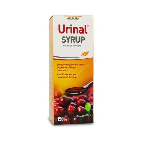 VIVAPHARM URINAL SYRUP 150ml