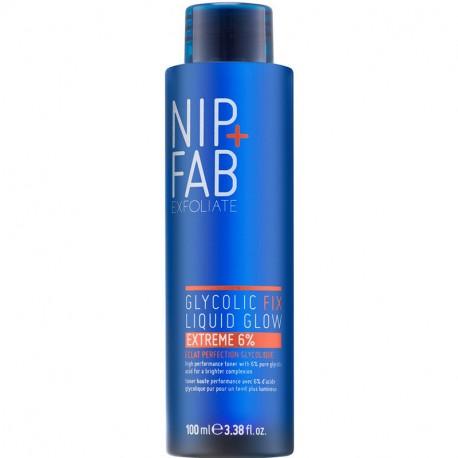 NIP+FAB GLYCOLIC FIX LIQUID GLOW EXTREME 6% 100ml