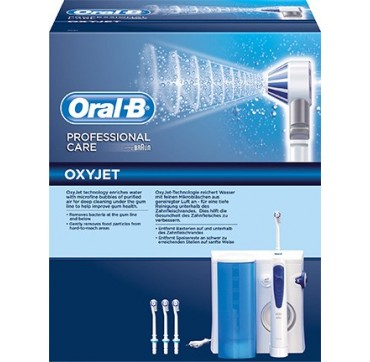Oral-b Oral Professional Care Oxyjet 1tmx