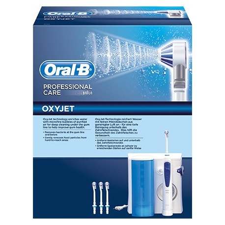 ORAL-B ORAL HEALTH CENTER OXYJET MICROBUBBLE 1τεμ