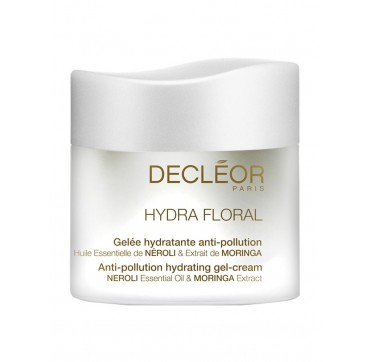 DECLEOR HYDRA FLORAL ANTI-POLLUTION GEL CREAM 50ml