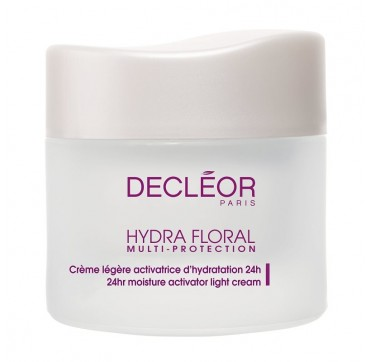 DECLEOR HYDRA FLORAL 24hr HYDRATING LIGHT CREAM 50ml