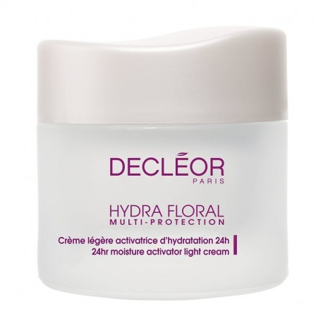 DECLEOR HYDRA FLORAL 24hr HYDRATING LIGHT CREAM 50ml