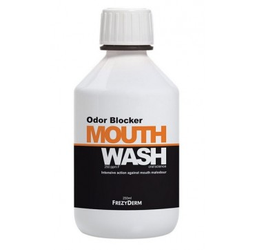 FREZYDERM MOUTHWASH ODOR BLOCKER 250ml