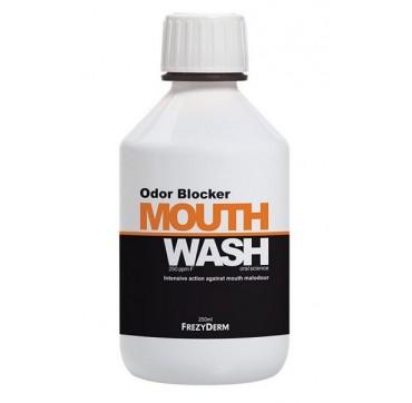 Frezyderm Mouthwash Odor Blocker 250ml