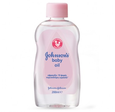 Johnson's Baby Oil Regular 200ml