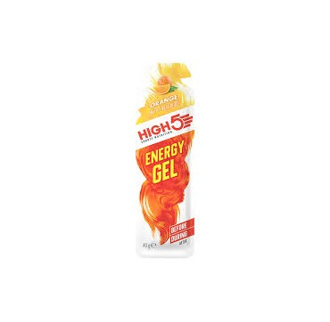 HIGH5 ENERGY GEL ORANGE 40gr