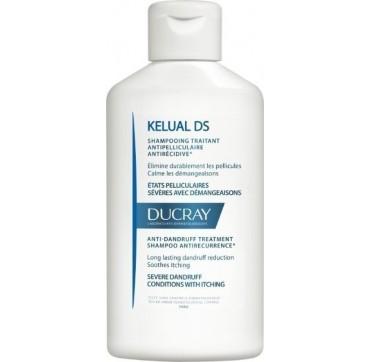 Ducray Kelual Ds Shampoo Αγωγή Κατά Της Πιτυρίδας 100ml
