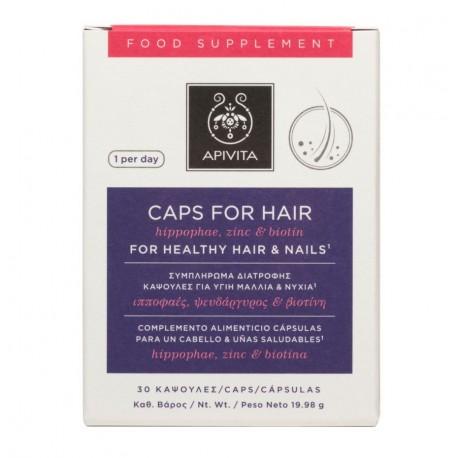 APIVITA CAPS FOR HAIR 30caps