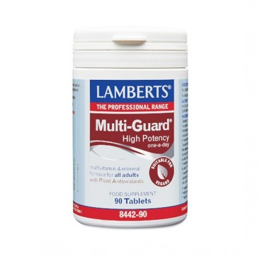 LAMBERTS MULTI-GUARD HIGH POTENCY 90tabs