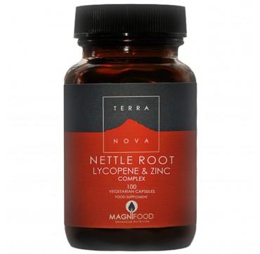 Terranova Nettle Root, Lycopene & Zinc Complex (prostate Support) 100caps