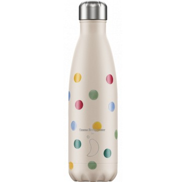 Chilly' s Bottle E. b. Polka Dot Reusable Bottle Ανοξείδωτο Θέρμος 500ml