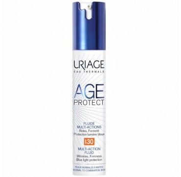 URIAGE AGE PROTECT SPF 30 MULTI-ACTION FLUID 40ML