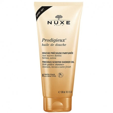 NUXE PRODIGIEUX HULE DE DOUCHE SHOWER OIL 300ML